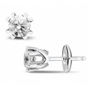 Jewelry - Prong Set Sparkling 3.20 Ct Round Cut Diamonds Wom